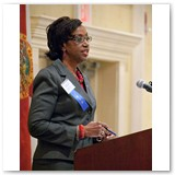 Consul General Rhoda Mae Jackson, Consulate General of the Bahamas