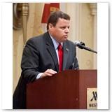 Trade Commissioner Gustavo Rodriguez, ProChile
