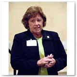 Helen Caseltine, Indian River Chamber of Commerce